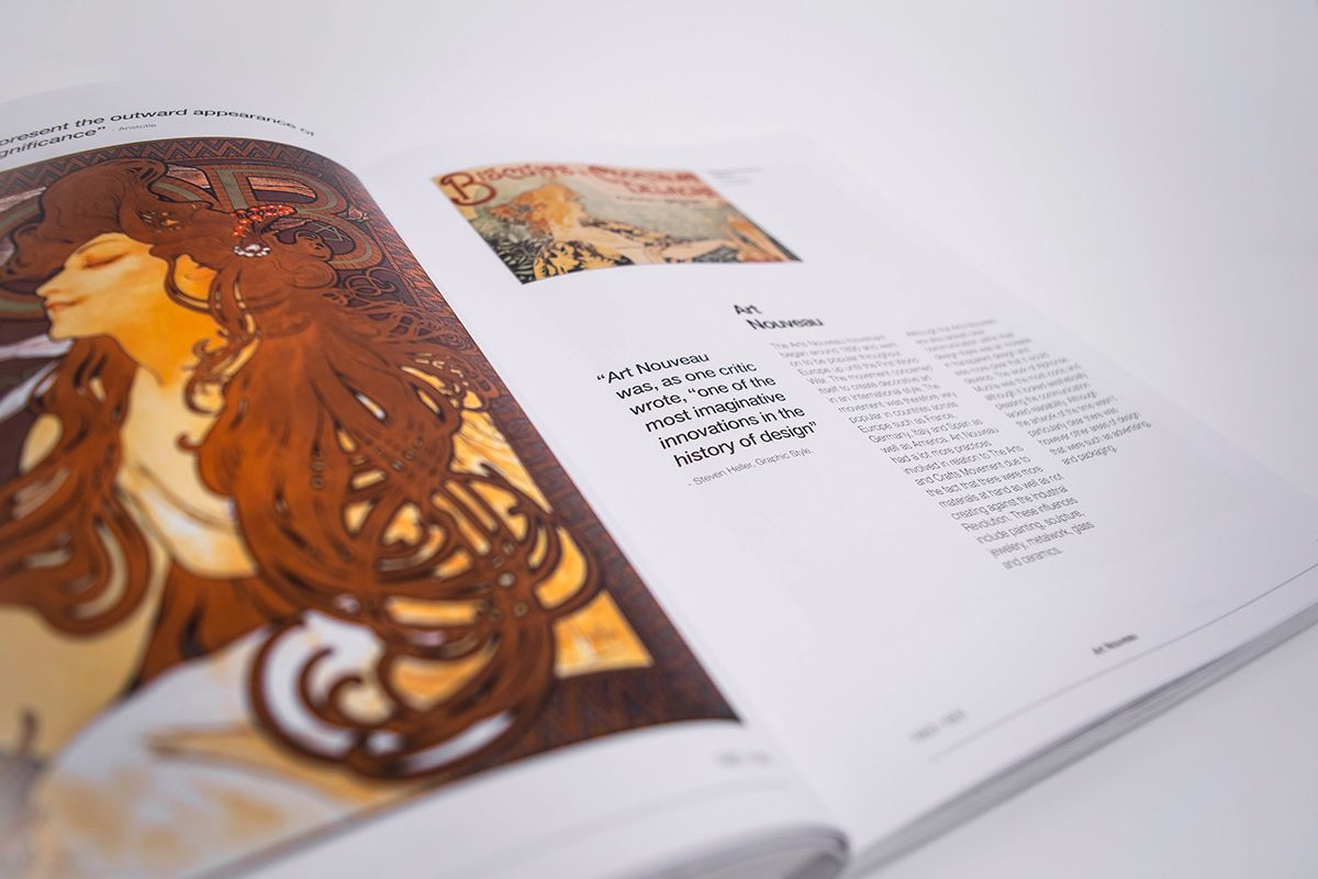 A History of Invisible Design - Transparency on Editorial Design Served