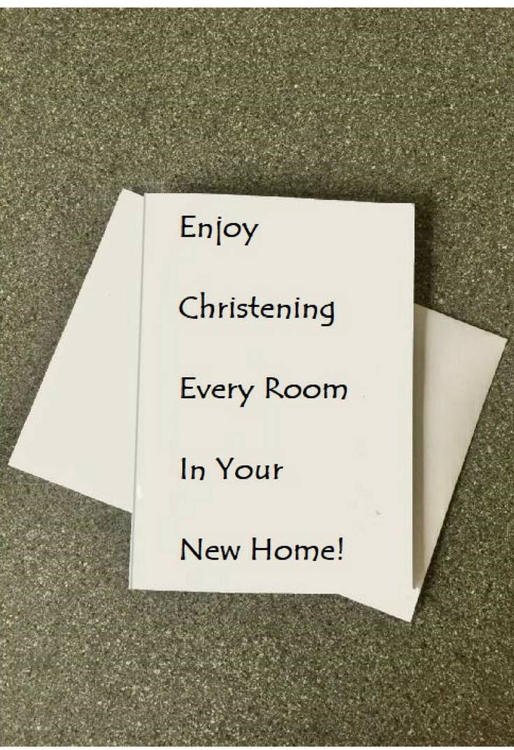 new home card funny, new home card ideas, new home card happy,New h ...