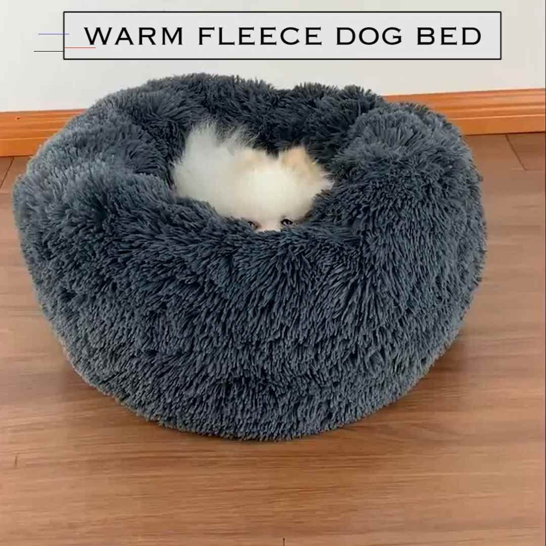 Comfy Pet Bed dogsleeping Size Chart Diameter cm inch