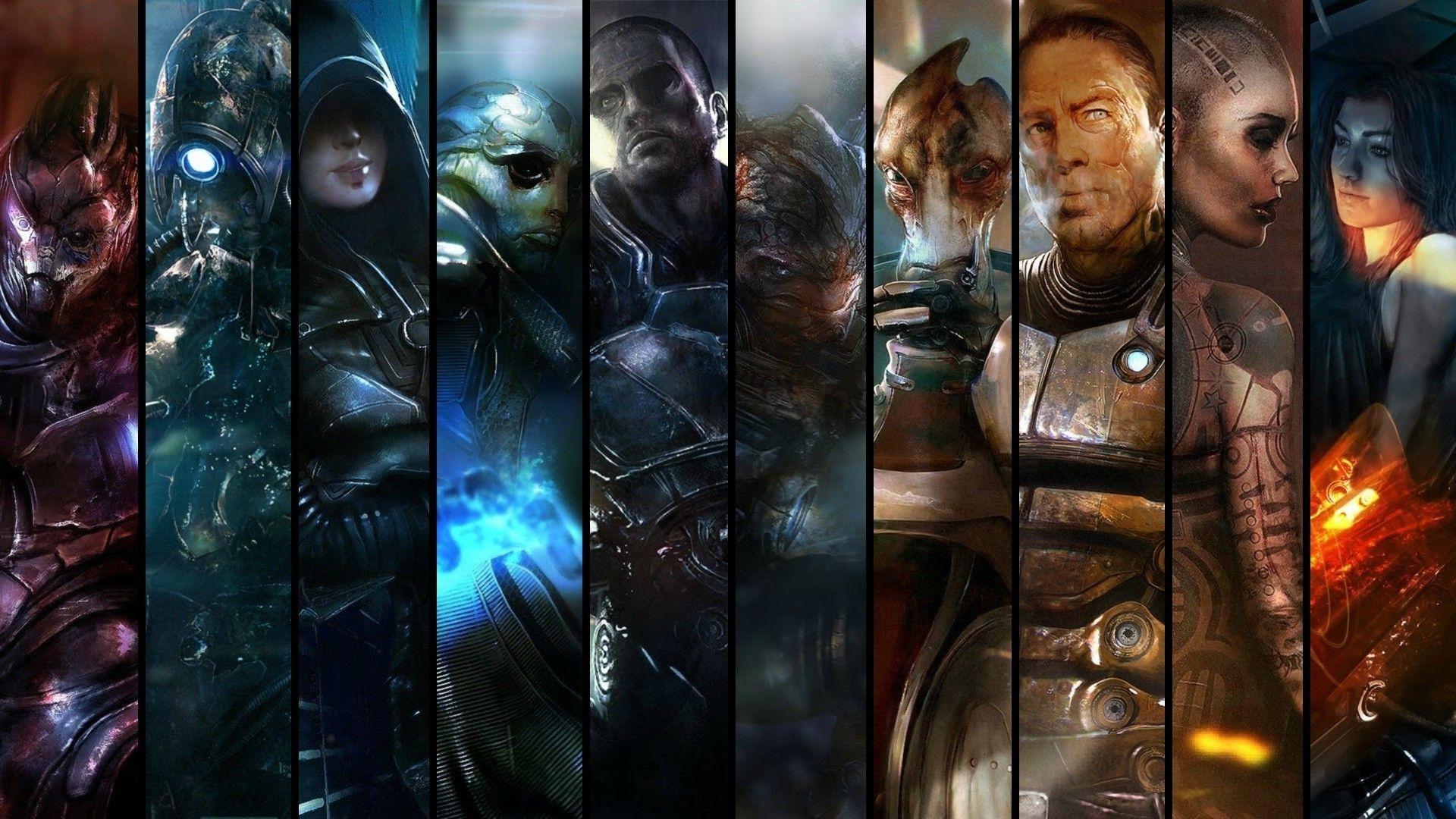 Mass Effect Mass Effect Miranda Lawson Wallpapers Hd Desktop