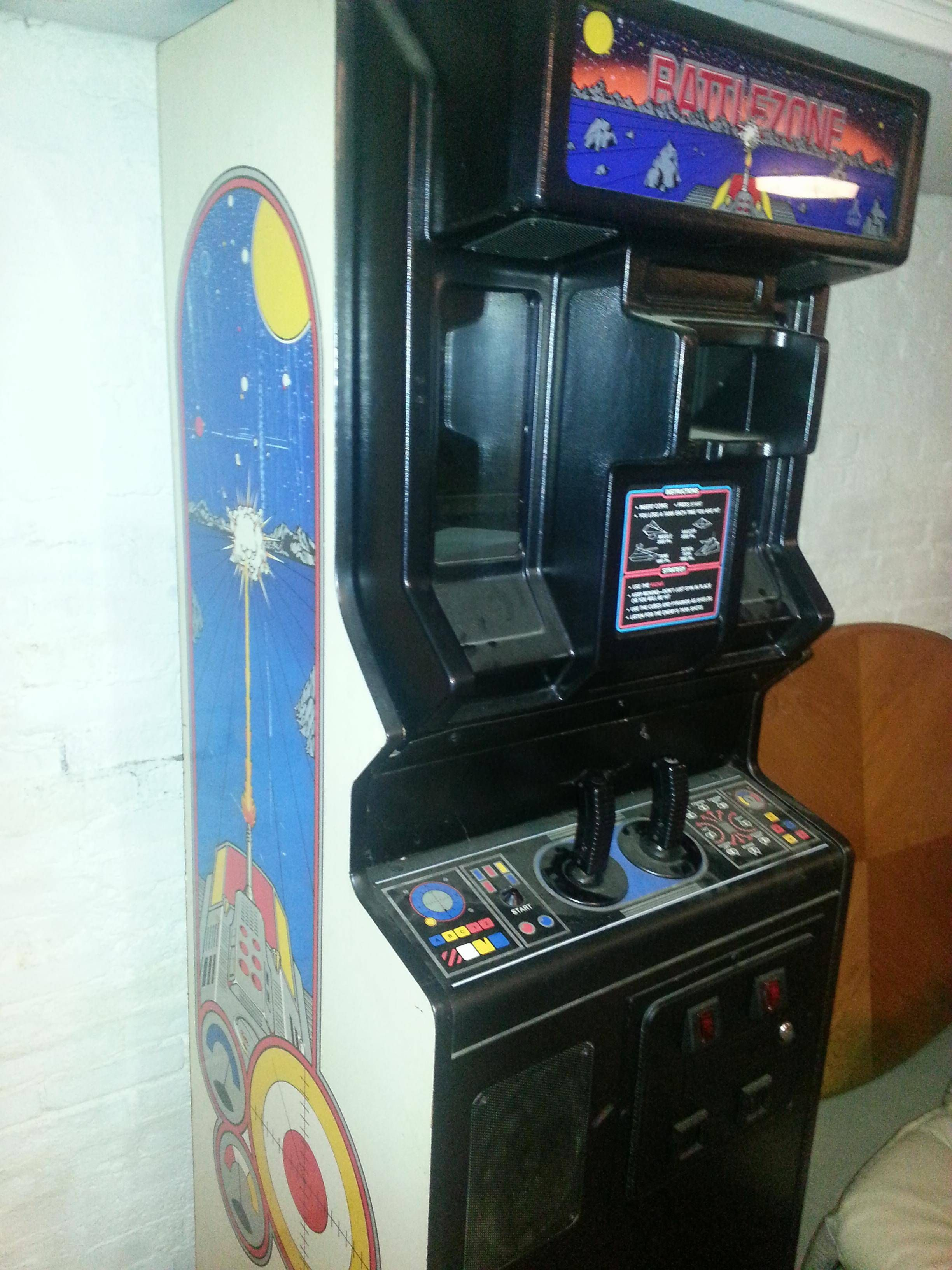 1942 Arcade Cabinet Star Wars Arcade Machine Google Search Arcade Cabinets
