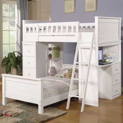 Acme Furniture Willoughby Loft Bed ACM1656