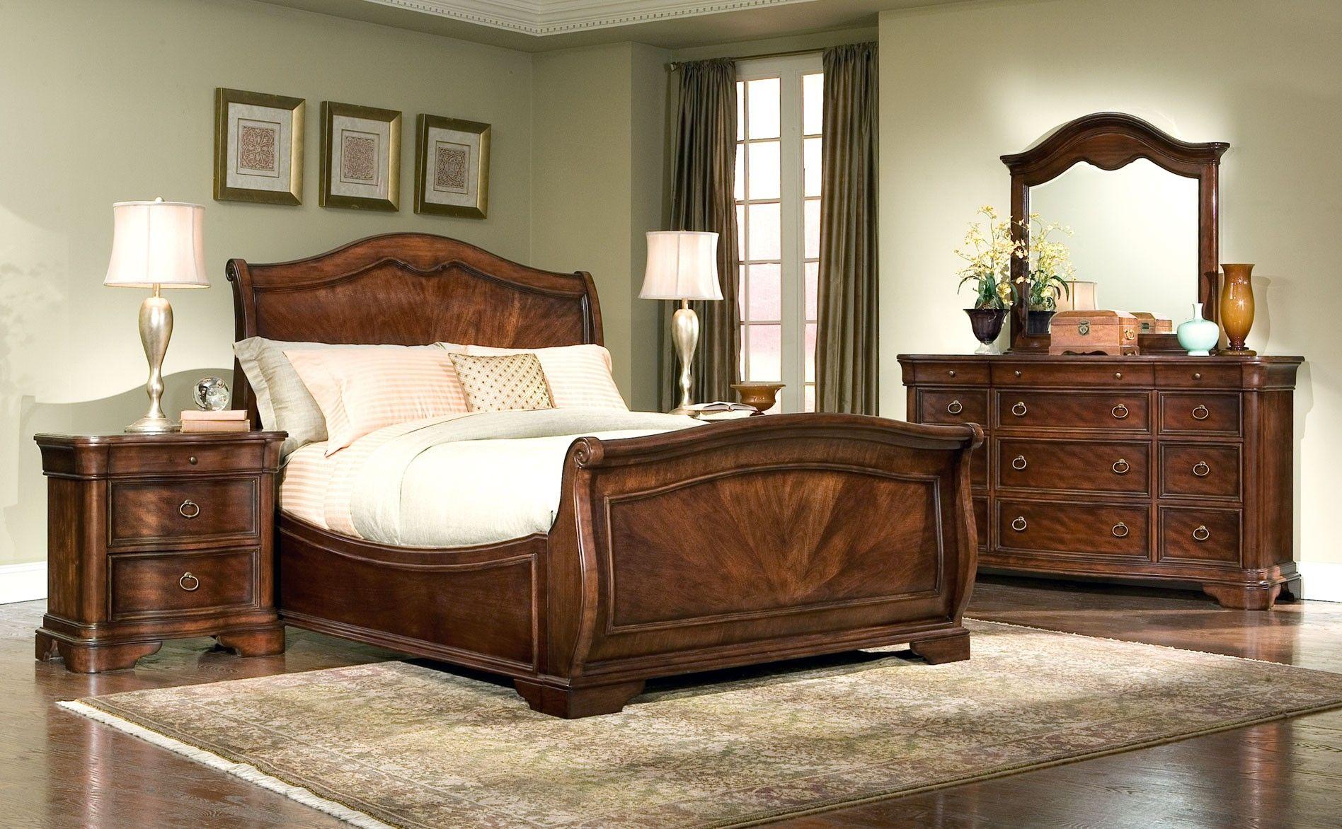 Conrad Queen Bedroom Group   Master Bedroom   Raleigh Furniture   Home Comfort Furniture