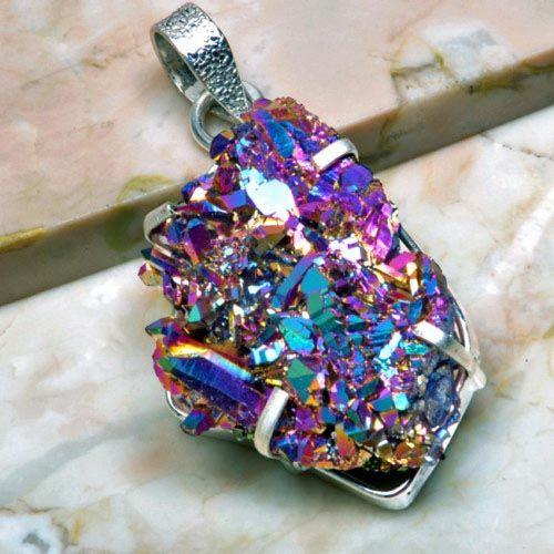 Titanium druzy pendant must have stuff pinterest pendants titanium druzy pendant aloadofball Images