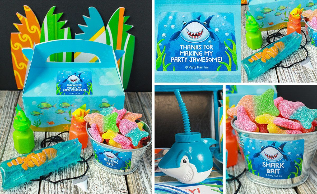 Pin By Pixelpaperprints On Baby Shark Party Shark Party Ocean