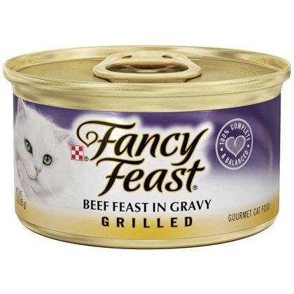 Fancy Feast Grilled Beef Feast 24/3oz >>> Be sure to check out this awesome product. (This is an affiliate link and I receive a commission for the sales)