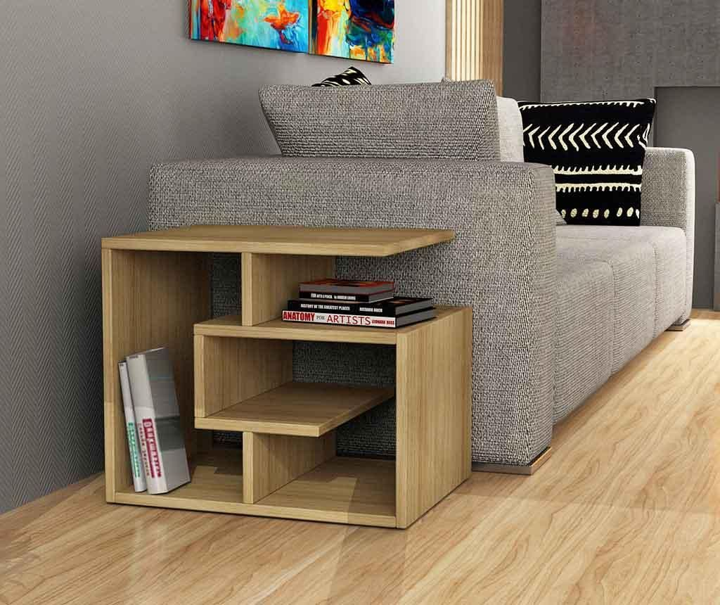 Inside The Box Bedside Table Coffee Table Furniture Shelf  # Muebles Roles Mesillas