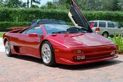 Lamborghini Diablo on Craigslist Orlando Cars  a 200 mph