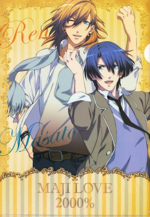 Ren and Masato