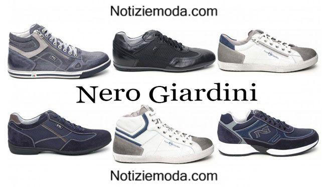 Sneakers Nero Giardini primavera estate 2015 uomo  428e85c059e