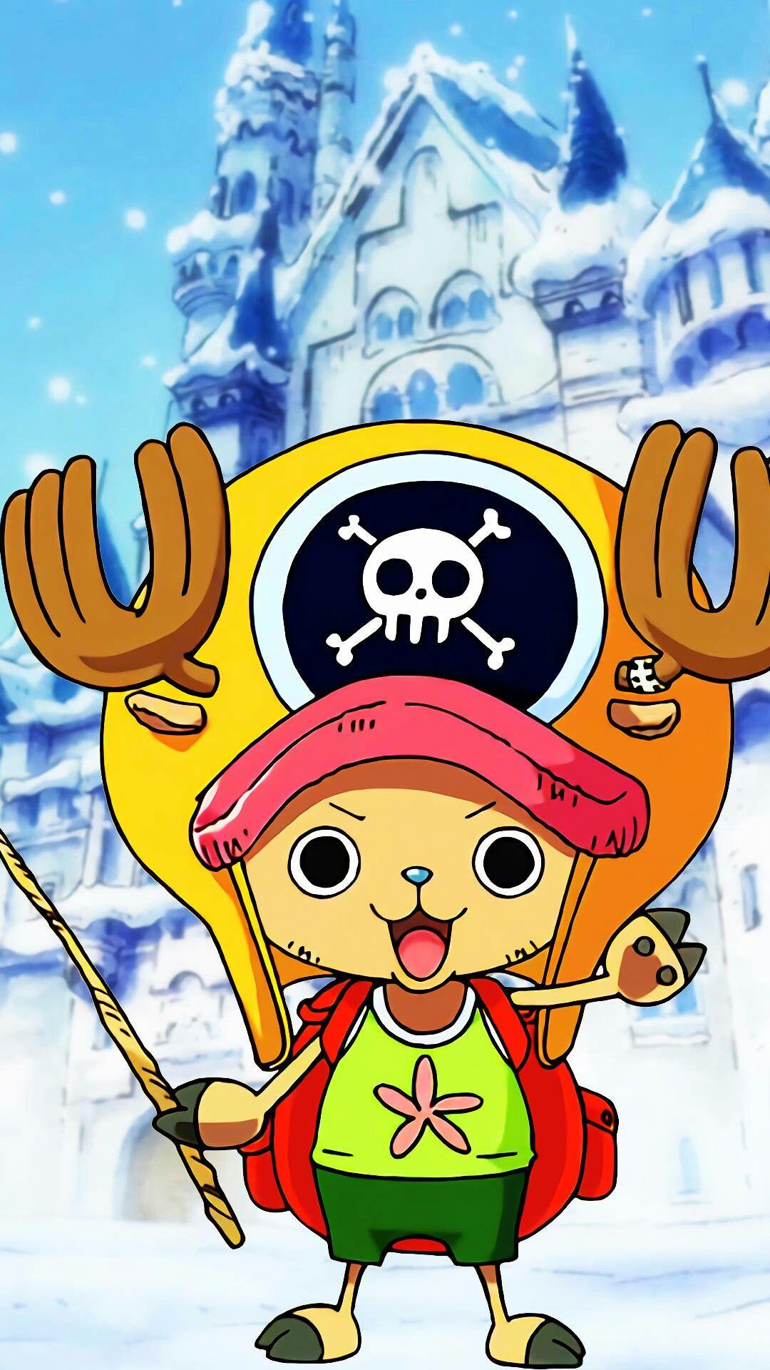 Cool One Piece Chopper Anime One Piece Anime