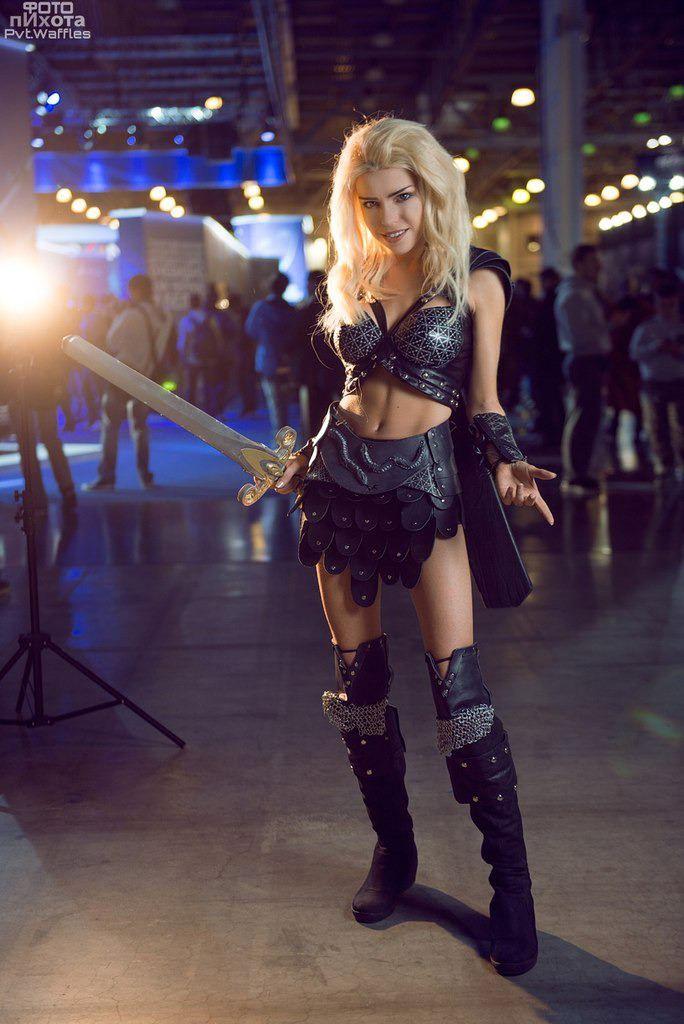 Xena Warrior Princess: Callisto #cosplay