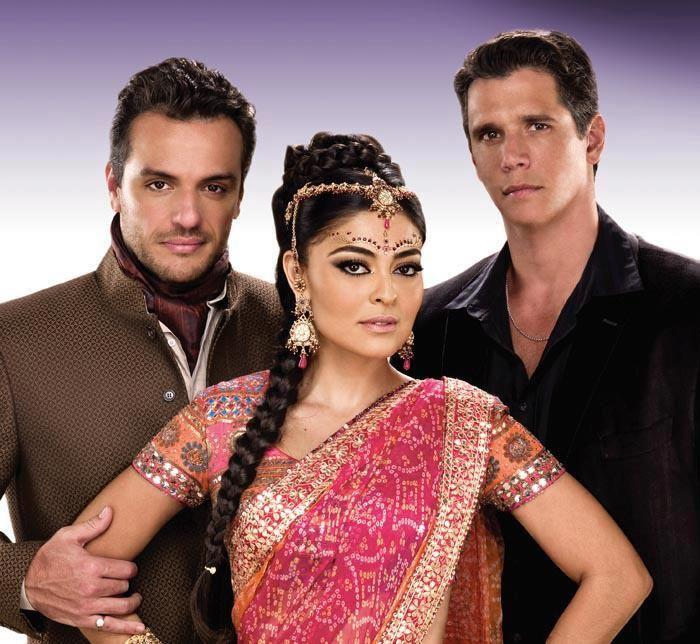 """india telenovela raj INDIA UNA HISTORIA DE AMOR"""" [EL"""