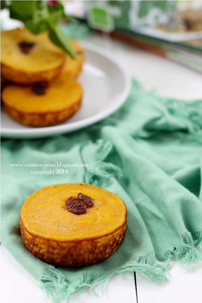 Kue Lumpur Labu Kuning Catatan Nina Resep Makanan Penutup Makanan Kue