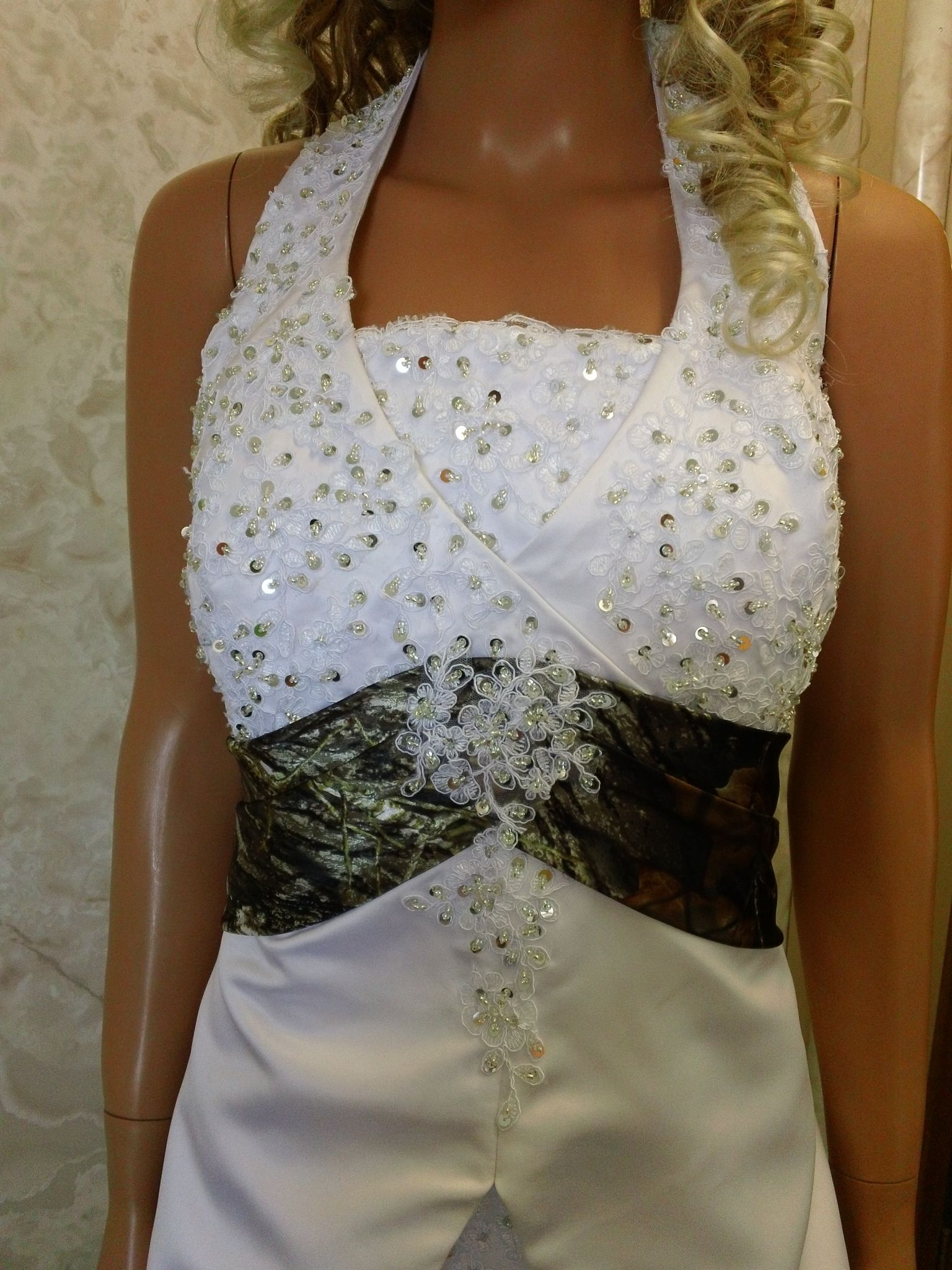 Realtree wedding dresses  a touch of camo wedding dresses  plus size dresses for wedding