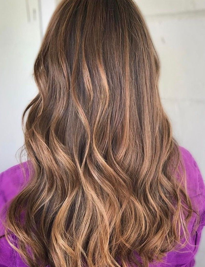 Balayage Haircolor Trend Hair Painting For Natural Looking Color