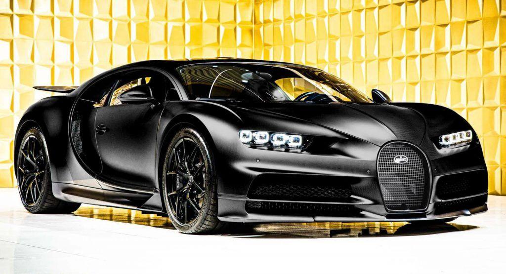 A Rare Bugatti Veyron Sport Noire Has Already Hit The Market For 4 3 Million An Exceptionally Rare 2020 Bugatti Bugatti Chiron Bugatti Bugatti Veyron Sport