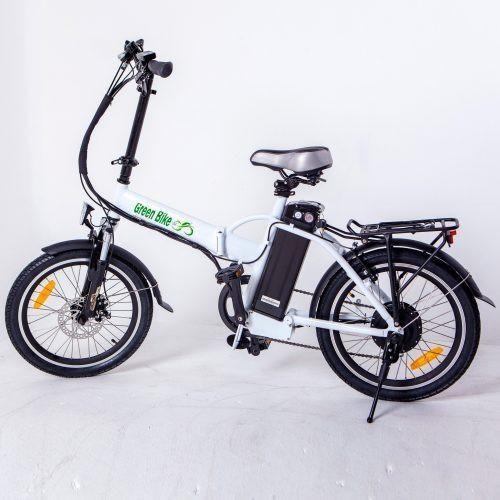 Gb1 Folding 500 Watt 48 Volt Electric Bike Best Electric Bikes