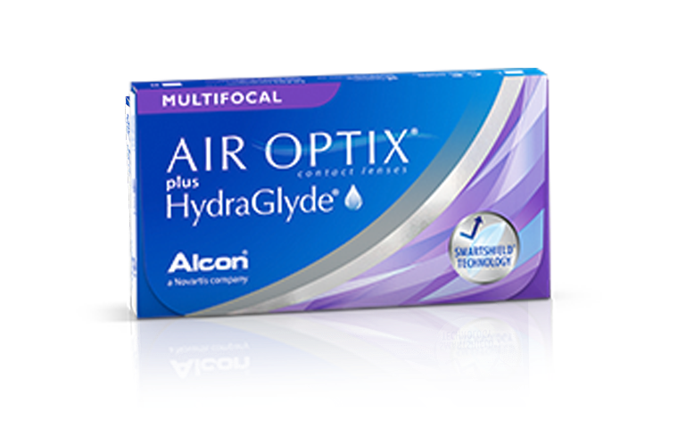 AIR OPTIX® AQUA Multifocal Contact Lenses Multifocal