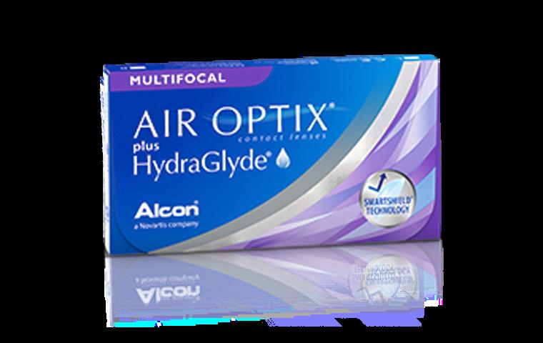 AIR OPTIX® AQUA Multifocal Contact Lenses Multifocal