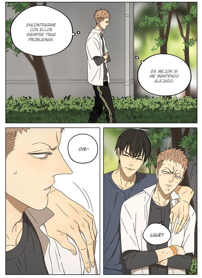 Manga gay español