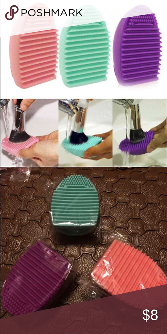 NEW Silicone Makeup Brush Cleaner Makeup brush cleaner
