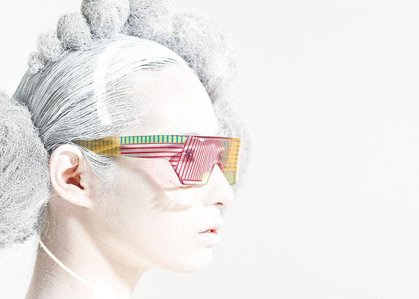 Mikiya Kobayashi Ryota Sakae Cinderella Glasses Eyewear Design Eyewear Fashion Sunglasses