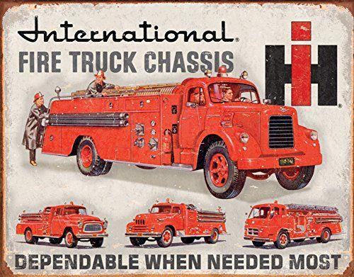 "International Fire Truck Chassis Tin Sign 12.5"" X 16"" , 1... https://www.amazon.com/dp/B003KZIT1O/ref=cm_sw_r_pi_dp_x_PxHtybXBAKD6V"