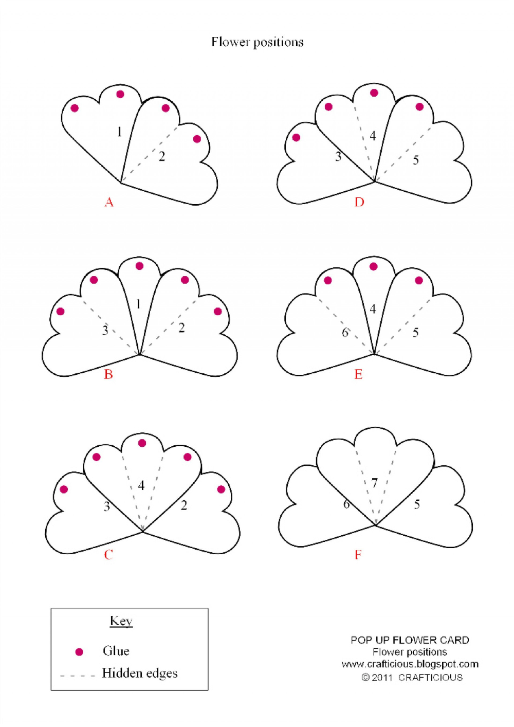 Pop Up Card Templates Free Flower Template Excellent Within Printable Pop Up Card Templates Free 10 P Heart Pop Up Card Diy Pop Up Cards Pop Up Flower Cards