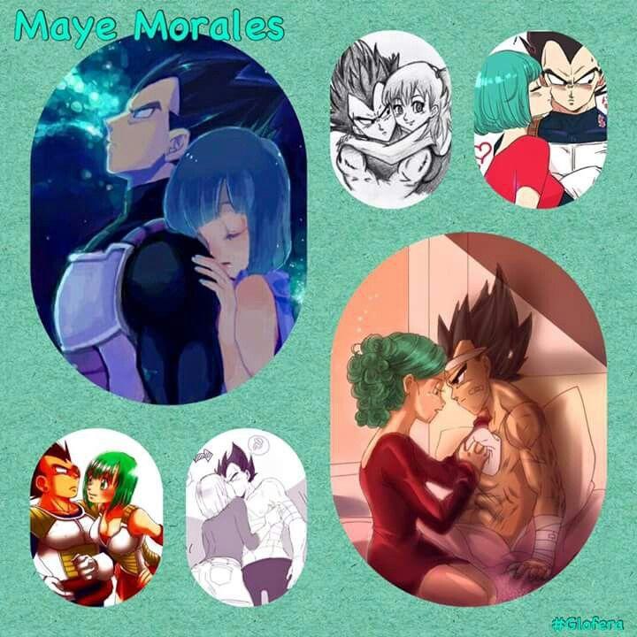 Pin De Anime Lover En Vegeta Y Bulma Vegeta Y Bulma Bulma Y