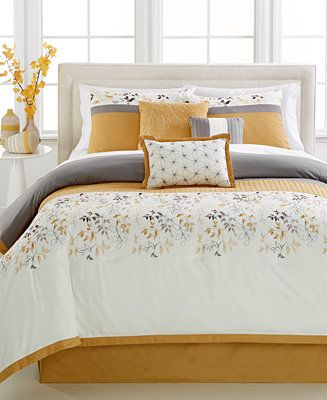 york 7 pc comforter sets bed in a bag bed bath macy s rh pinterest com