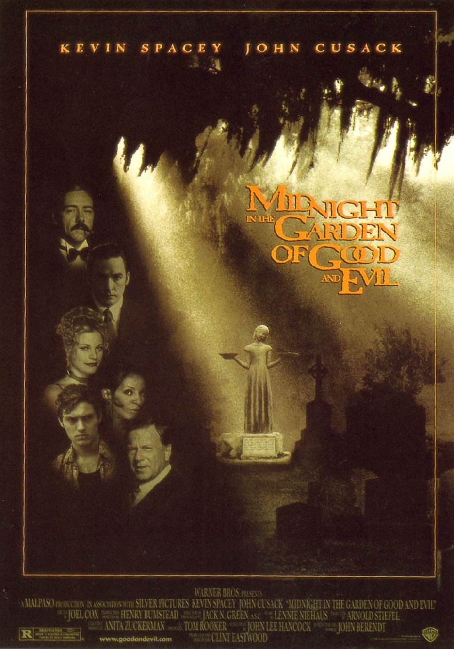 Midnight in the Garden of Good and Evil   Really good movies under ...
