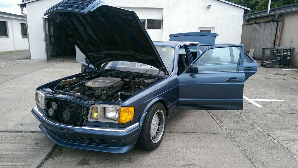 Kühlschrank Im Auto : W126 500 sel 6.0 amg recaro einzelsitzanlage und kühlschrank in auto