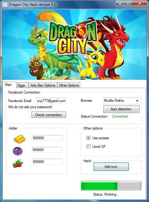 dragon city gem hack tool free download no survey
