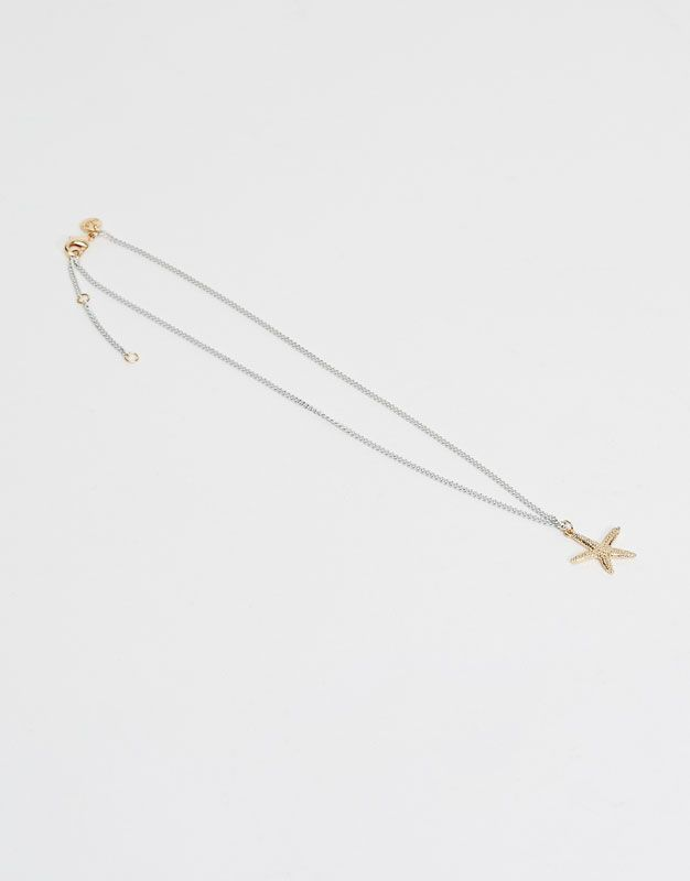 Collar estrella de mar 3,99 EUR | PULL&BEAR