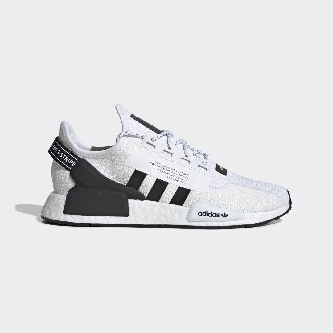 adidas NMD_R1 V2 Shoes - White | adidas