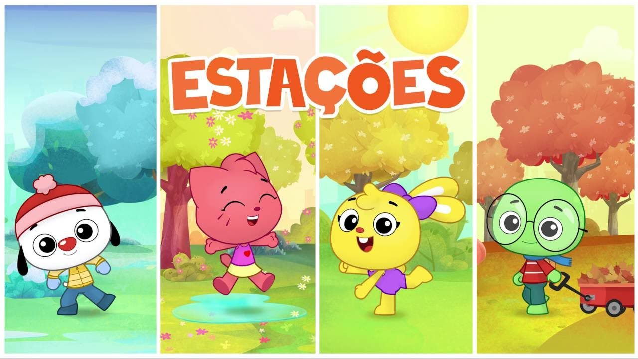 Pin Em Portuguese Videos For Kids Links