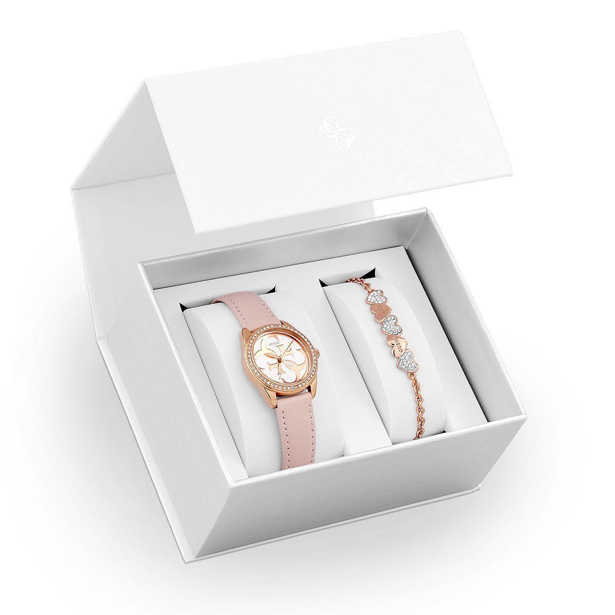 coffret montre bracelet femme