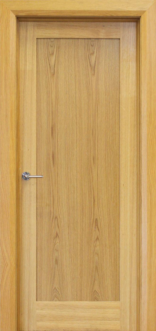 Trade Spec Shaker 1 Panel Oak Door 40mm Internal Doors Oak Doors Oak Doors Internal Door Frames Internal Oak Doors