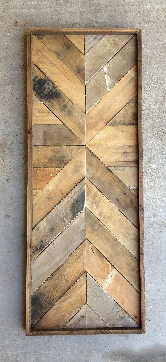 Reclaimed Wood Wall Art | barn wood | reclaimed | art | Reclaimed ...