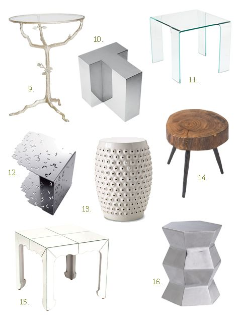 BEST OF SIDE TABLES 1 flat