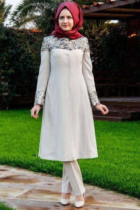 hijab moderne hijeb pinterest mode hijab hijab moderne et hijab style. Black Bedroom Furniture Sets. Home Design Ideas