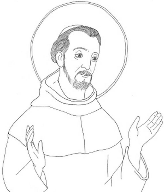 Celebrate October 4, the feast day of Saint Francis of Assisi with ...