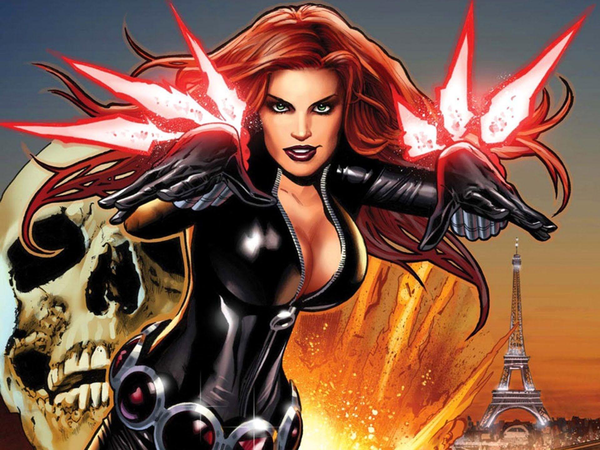 Black Widow | All Things Marvel Comics | Black widow marvel, Female