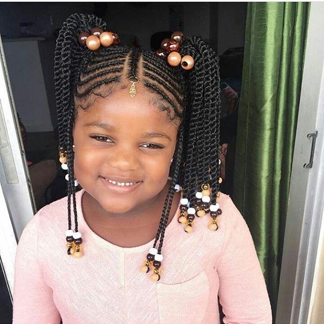 Pin On Little Black Girl