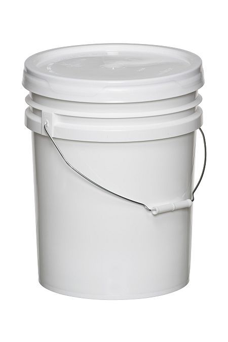 Bpa Free 5 Gal Round Bucket With Lid Bulk Food Storage Containers Food Storage Bobs Red Mill