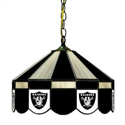 Imperial NFL Pool Table Light NFL Team: Oakland Raiders, Style: Direct Wire