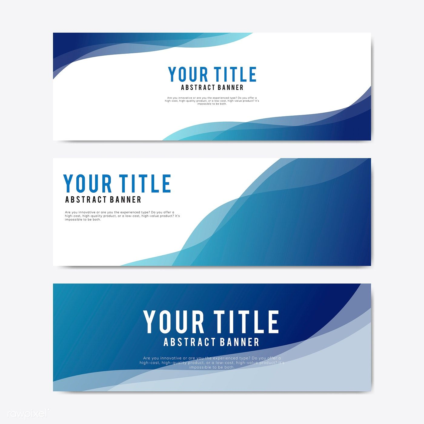 Free Banner Images