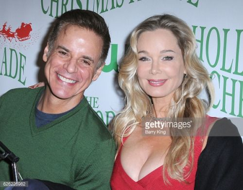 HOLLYWOOD, CA - NOVEMBER 27: (L-R)Actor Christian LeBlanc and... #letignet: HOLLYWOOD, CA - NOVEMBER 27: (L-R)Actor Christian… #letignet