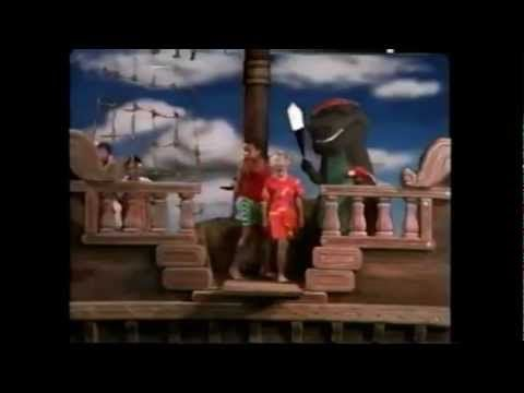 Barney and The Backyard Gang - A Day at the Beach | Barney ...
